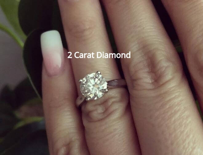 How Much Does A 2 Carat Diamond Cost