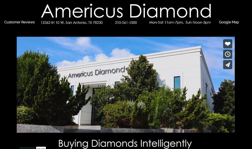 Americus Diamond Review