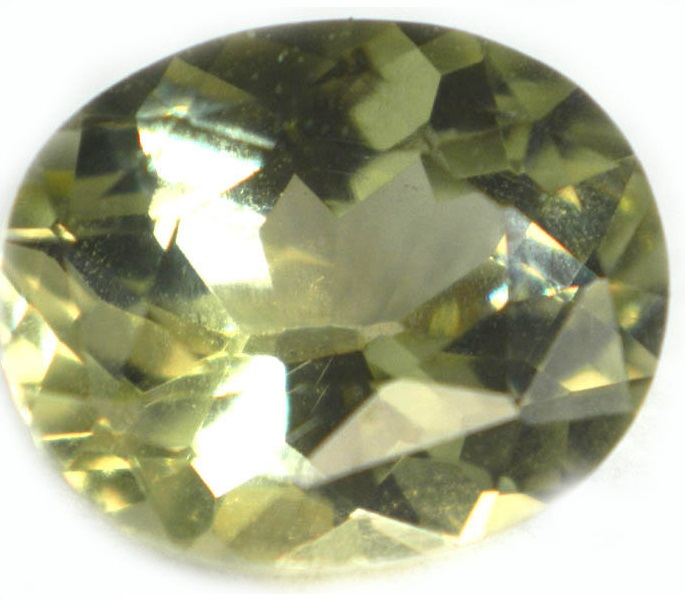 Kornerupine gemstone