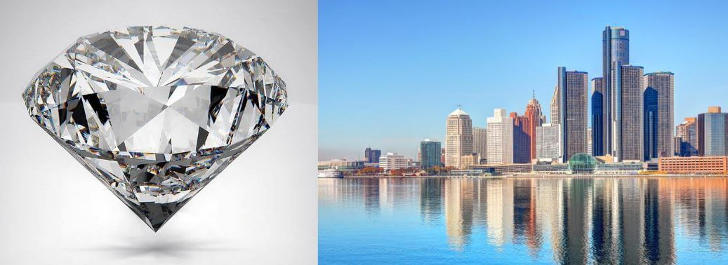 How to Buy Diamonds in Detroit, Michigan