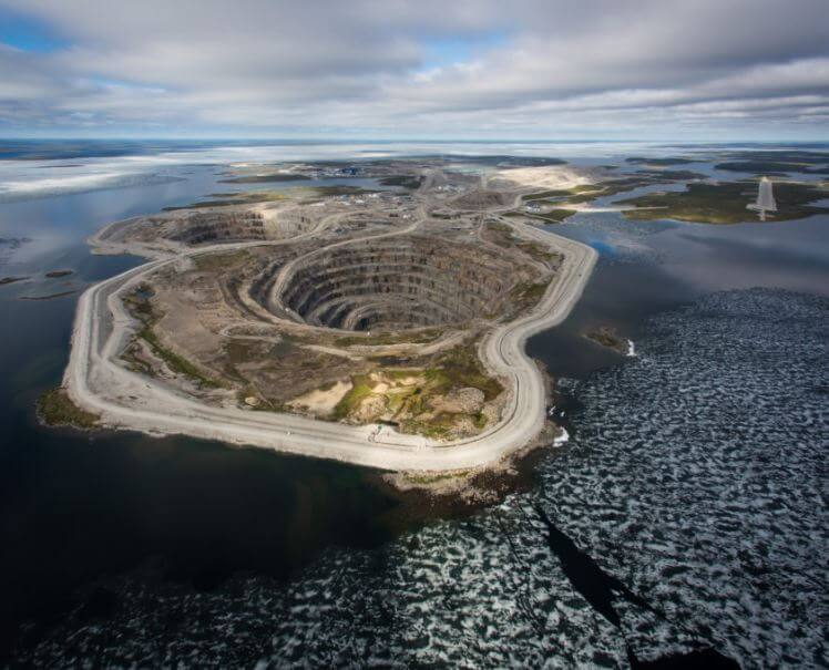 Diavik Diamond Mine