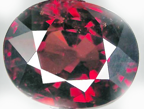 Garnet Natural Gemstone