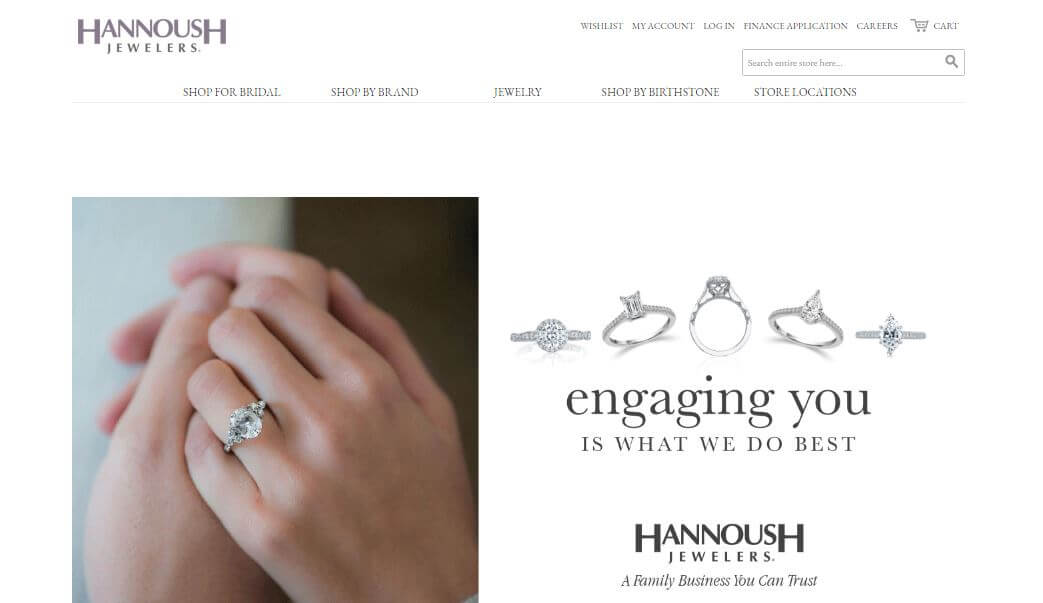 Hannoush Jewelers Review