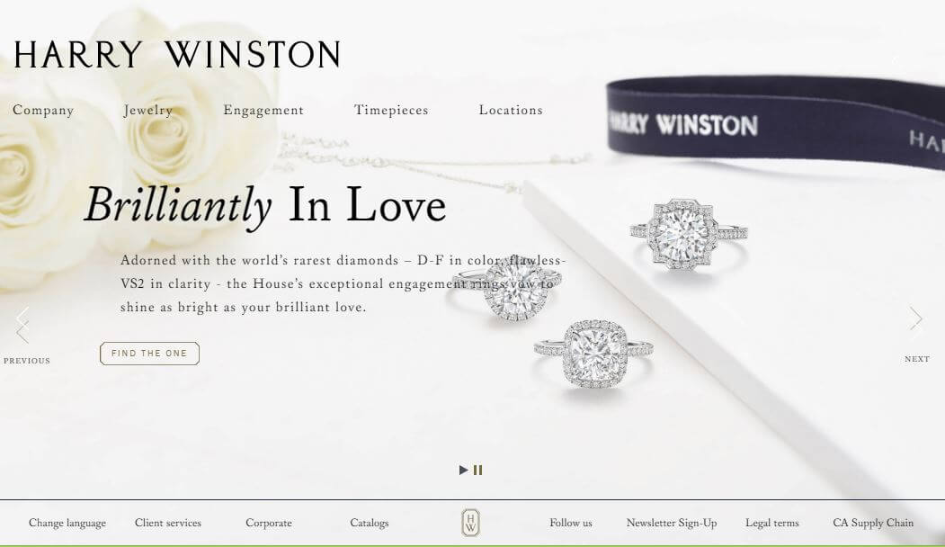 Harry Winston Review