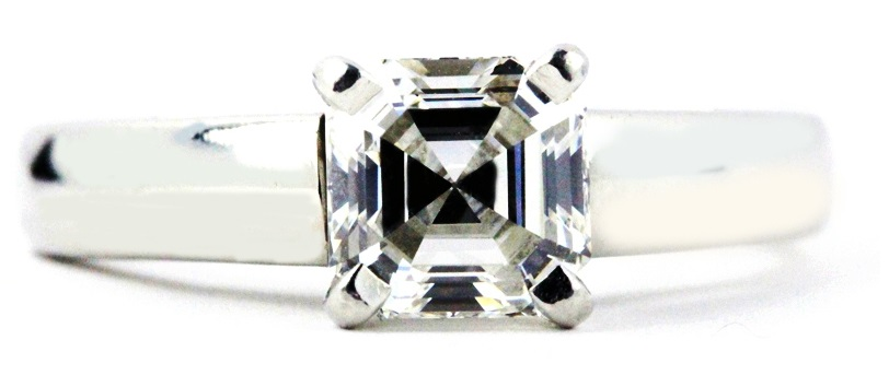 Asscher Cut Diamond Cut