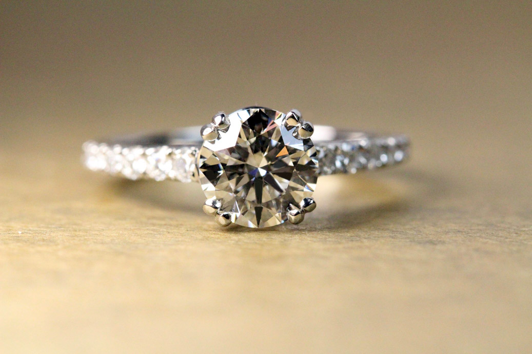Price Of Enement Rings | Buying Engagement Ring Or Diamond Online Tips Petra Gems