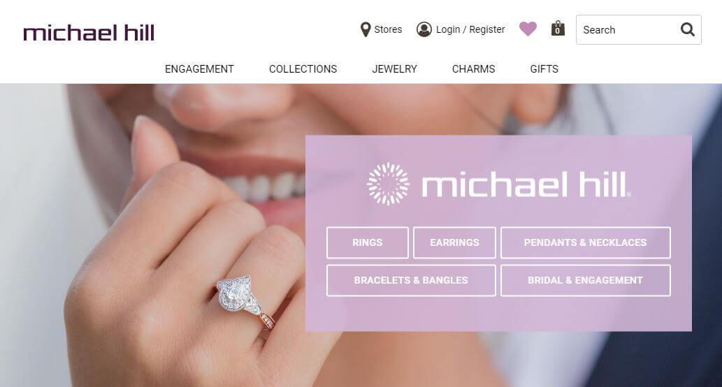 Michael Hill Jewelers Review