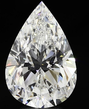 3bb093a680a49 Pear Cut Diamonds | Cut Guide & Proportions Ratios Chart - Petra Gems