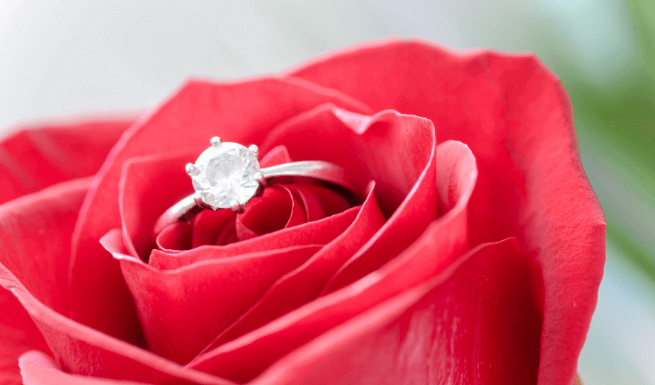 how to give a promise ring