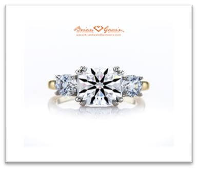 The Megan Engagement Ring