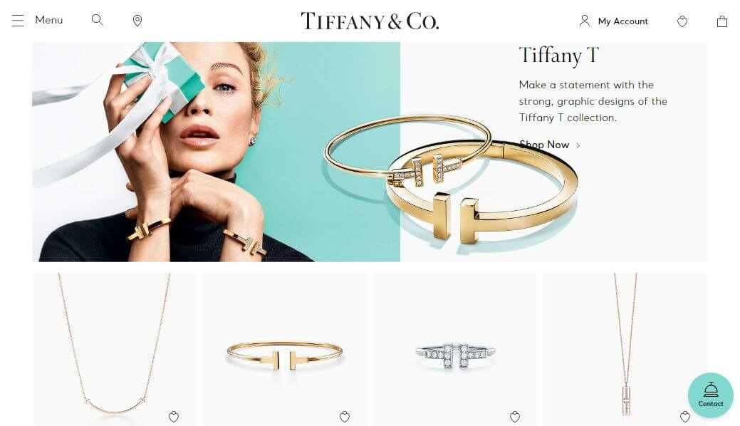 What Tiffany & Co Offer
