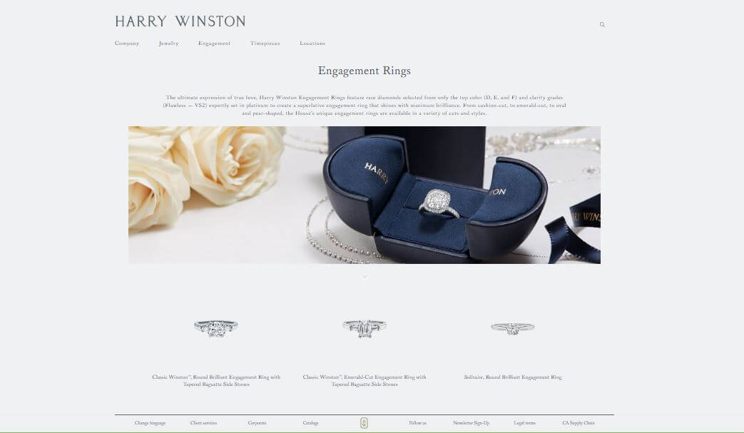 Why You Should Choose Harry Winston